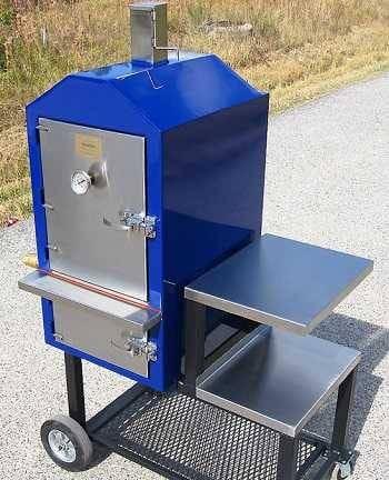 Pitmaker BBQ Safe Smoker