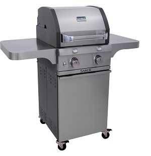 Saber Cast 330 2-Burner