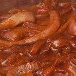 Sabretts onion sauce
