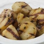 grilled salt potatoes