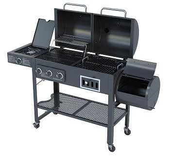 Smoke Hollow Charcoal Gas Grill
