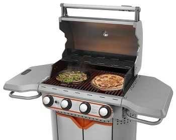 Stok Quatro 4-Burner Gas Grill