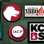 Array of organization logos