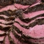 Beef Prime Rib Cooked Sous Vide Que