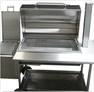 Texas Pit Crafters PM 500 S Charcoal Smoker