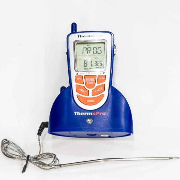 ThermoPro TP-09 BBQ/Grill/Cooking Thermometer Review