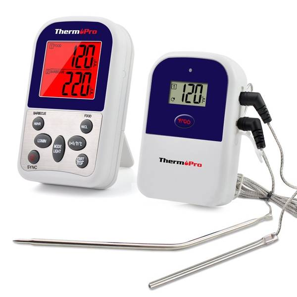 ThermoPro TP-12 Dual Probe Remote Thermometer Review