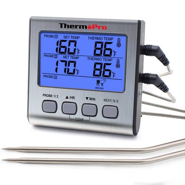 ThermoPro TP-17 Dual-Probe Thermometer Review