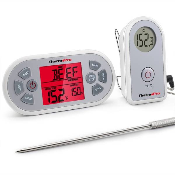 ThermoPro TP-21 Remote Thermometer Review