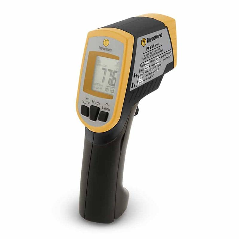 ThermoWorks IR-IND Industrial Infrared Review