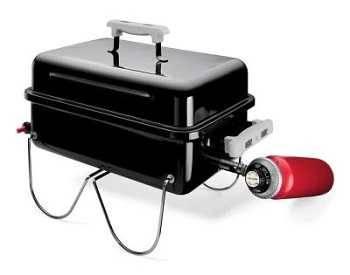 Weber Go Anywhere Gas Grill