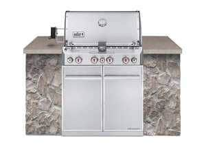 Weber Summit S460 Gas Grill
