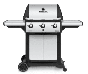 3 burner gas grill