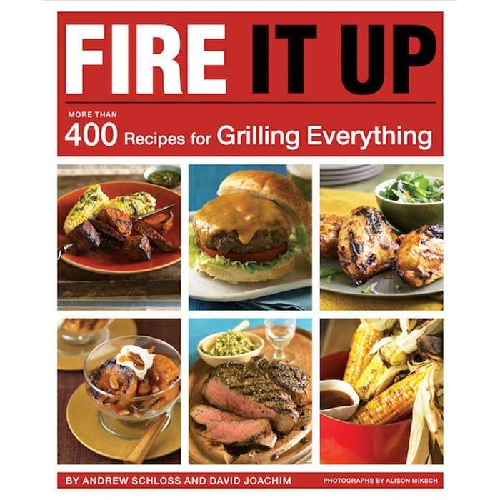 Fire It Up cookbook