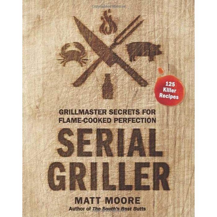 serial griller cookbook