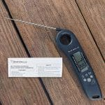 SNS 100 thermometer