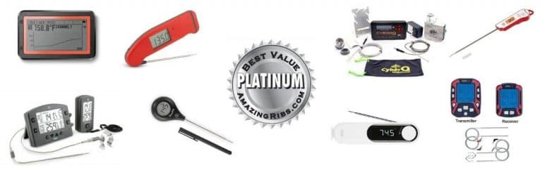 platinum medal awarded thermometers