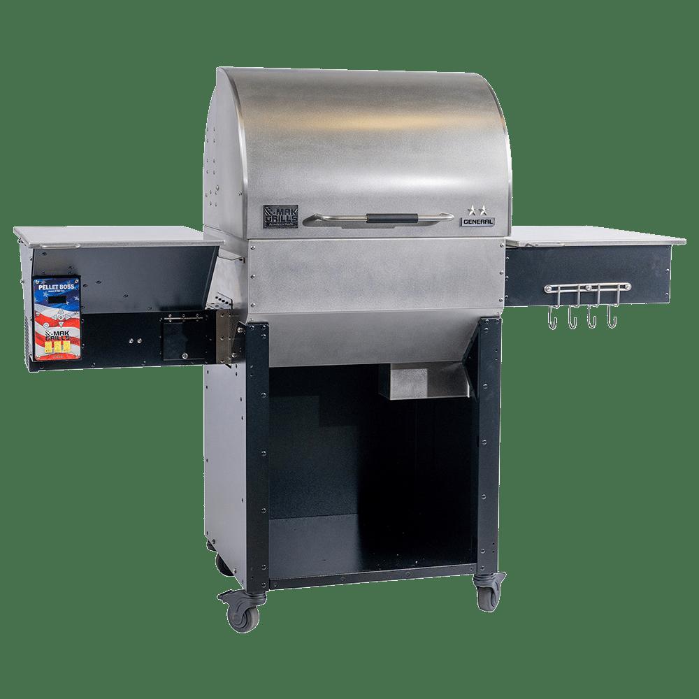 mak grills 2 star general pellet grill