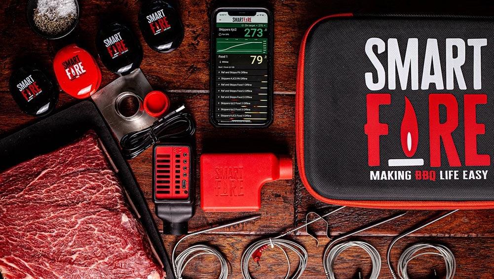 SmartFire Pro 5 Thermostatic Controller