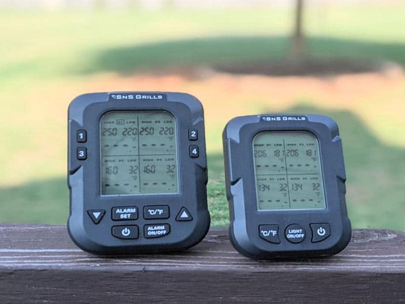 SNS-500 Wireless Remote Thermometer