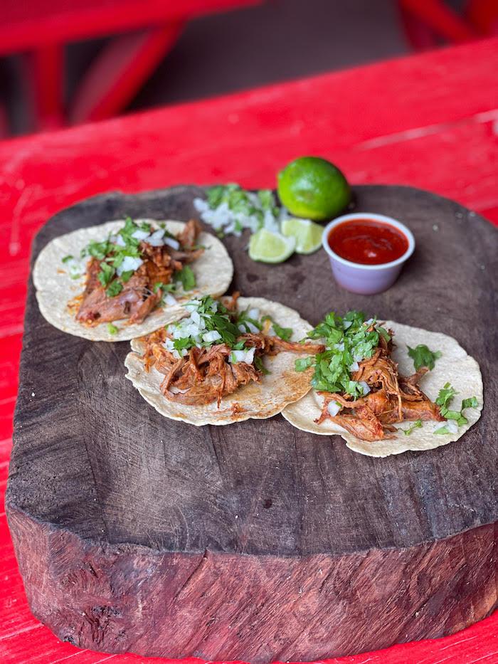 lamb barbacoa tacos