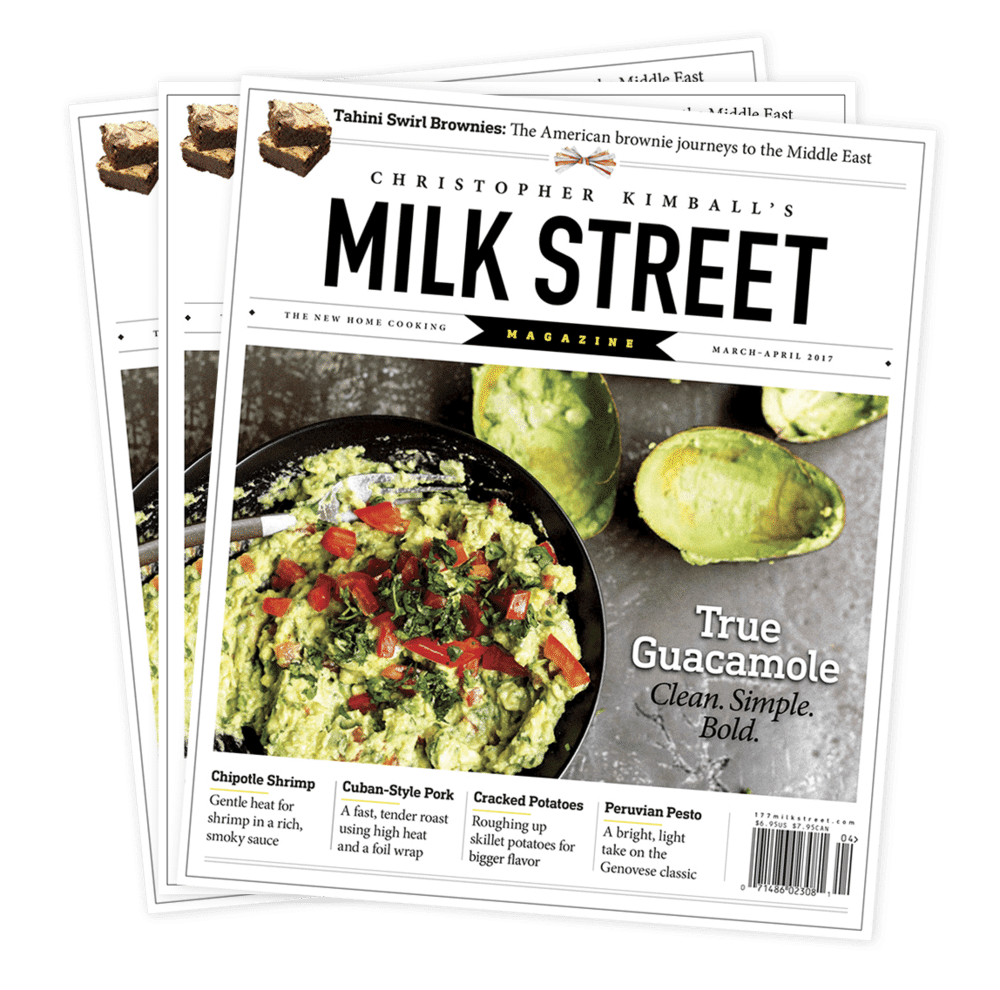 Milk Street magazine cover